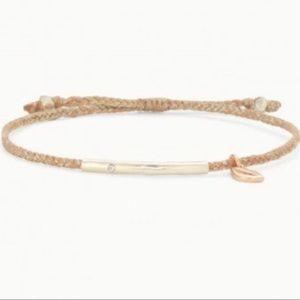 Stella & Dot Wishing Bracelet